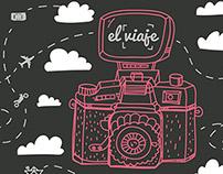 El Viaje _ Design Editorial