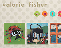 Valorie Fisher Responsive Web Design