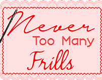 Frills Blog