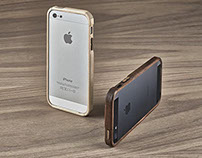 Wood iPhone Bumper