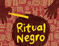 Ritual negro. Aquí llegamos