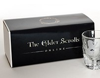 The Elder Scrolls Online - Barware Packaging