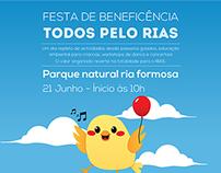 Event Promotion - Todos pelo Rias