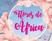 Flyer-Flores de África