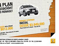 Renault , Concesionario Casatoro
