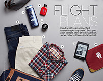 FLIGHT PLANS- Stuff Magazine June 2014
