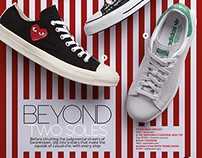 BEYOND TWO SOLES- Stuff Magazine May 2014