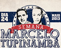 Poster - Marcelo Tupinambá...