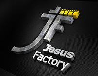 Jesus Factory - Creación de logo