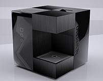 Nespresso Cube