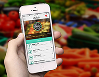 Shakti - The Juice Bar App
