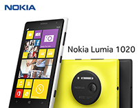Newsletter - Nokia Lumia 1020