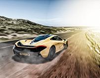 McLaren P1 Composite