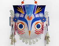 Deity Masks