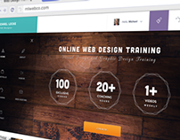 Online Web Design Training