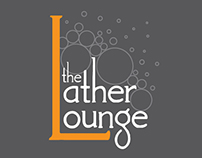 The Lather Lounge Logo