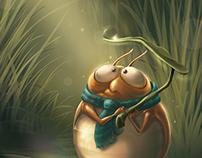bug animatic