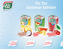 TicTac Summer Edition 2009