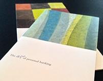 BankMeridian Banking Brochures