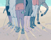 Modern Pentathlon Poster