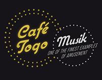 Café Togo Signet & Plakat 2006