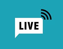 Engadget Expand & Engadget Live Logos