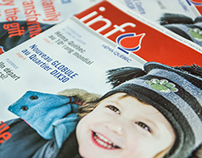 Info-Héma - bulletin annuel d'Héma-Québec 2014