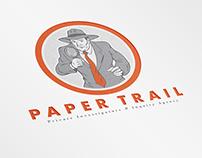 Paper Trail Private Investigators Logo