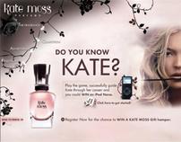 Kate Moss Fragrances - COTY, GCC