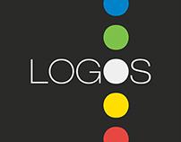 LOGOS · Identidades de marca ·