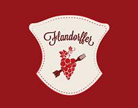 Frandorffer Restaurant Brand Design