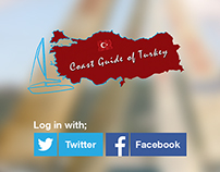 Coast guide of Turkey