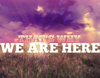 We Are Here Series