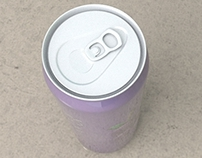 3D practice: Can of soda
