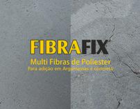 IMPRESSOS • Folder Fibrafix