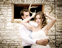 A Rocky Mountain Wedding - Megan & Dave / Canada