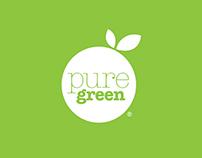 Pure Green Identity