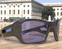 3D practice: Sunglasses