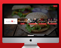 Steackhouse restaurant website