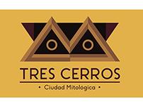 Marca region, medellín, TRES CERROS