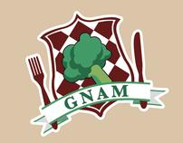GNAM Visual identity
