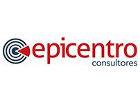 Epicentro Consultores/ Logotipo y Papelería