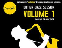 Botiga Jazz Session Volume 1