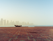 Qatar, Doha. The outdated future.