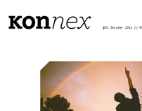 "NDU University Magazine ""konnex"""