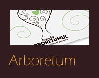 Identity Package for the Simeria Arboretum