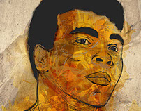 #SPORTS LEGENDS - Cassius Clay