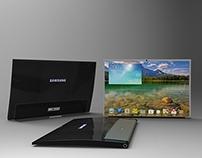 Samsung Tab curve