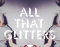 All That Glitters Logotype Comps