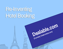 Innovative Hotel Booking Site